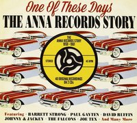 Various Artists. One of these Days- The Anna Records Story 1959-1961 (2 CD)