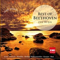 Audio CD Various Artists. Ode To Joy: Best Of Beethoven