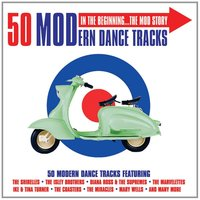 Audio CD Various Artists. In the Beginning - The Mod Story