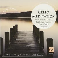 Audio CD Various Artists. Cello Meditation