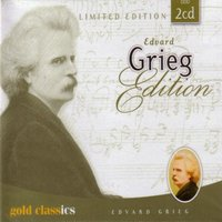 Audio CD Various Artists. Gold Classics - Edvard Grieg