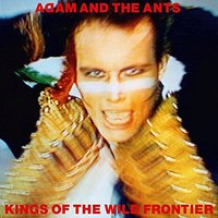 LP Adam & The Ants: Kings Of The Wild Frontier Deluxe Edition Remastered (LP)