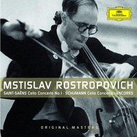 Audio CD Mstislav Rostropovich. Cello Concertos. Encores