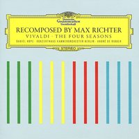 Max Richter. Vivaldi. The Four Seasons (CD)