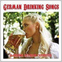 Various Artists. German Drinking Songs (2 CD)