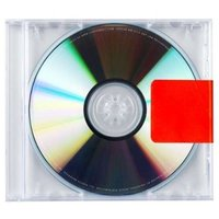 Audio CD Kanye West. Yeezus
