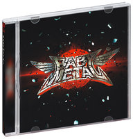 Audio CD Babymetal. Babymetal