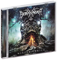 Audio CD Borknagar. Winter thrice