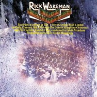 LP Rick Wakeman. Journey To The Centre Of The Earth (LP)