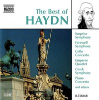 Audio CD Various. The Best of Haydn
