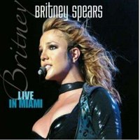 Audio CD Britney Spears. Live In Miami