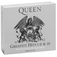 Queen. Greatest Hits I II & III. The Platinum Collection (3 CD)