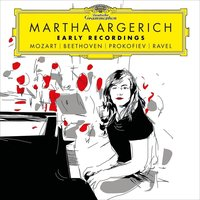 Audio CD Martha Argerich. Early Recordings