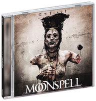 Audio CD Moonspell. Extinct (digipack)