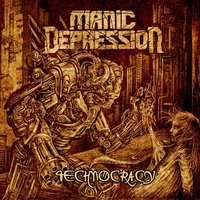 Audio CD Manic Depression. Technocracy (digipack)