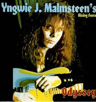 Yngwie J. Malmsteen's Rising Force. Odyssey (CD)