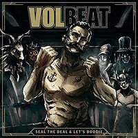 Audio CD Volbeat. Seal The Deal & Let's Boogie
