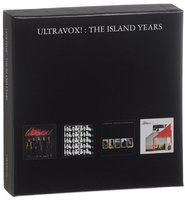 Audio CD Ultravox! The Island Albums