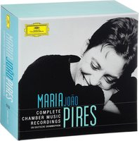 Audio CD Maria Joao Pires. Complete Chamber Music Recordings On DG