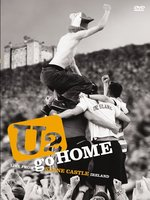 DVD U2. Go Home. Live From Slane Castle, Ireland