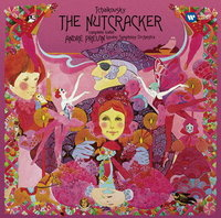 Tchaikovsky: The Nutcracker - Andre Previn, London Symphony Orchestra (2 LP) / Щелкунчик