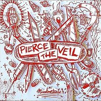 Audio CD Pierce The Veil. Misadventures
