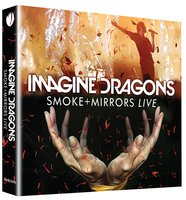 DVD + Audio CD Imagine Dragons. Smoke + Mirrors Live