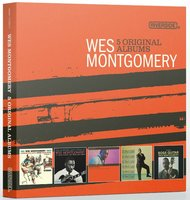 Audio CD Wes Montgomery. Original Albums