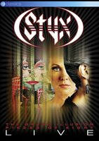 DVD Styx. Grand Illusion & Pieces Of Eight Live