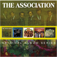 The Association. Original Album Series (and then…along comes Association / Renaissance / Insight Out / Birthday / The Association) (5 CD)