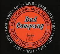 Bad Company. Live In Concert 1977 & 1979 (2 CD)