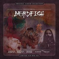 Audio CD Beardfish. Original Album Collection: Discovering Beardfish (Sleeping In Traffic: Part One / Sleeping In Traffic: Part Two / Destined Solitaire / Mammoth / The Void)