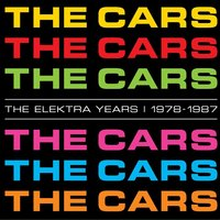 LP The Cars. The Elektra years 1978-1987 (LP)