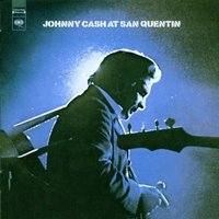 LP Johnny Cash. At San Quentin (LP)
