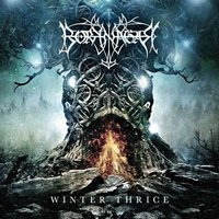 LP Borknagar. Winter Thrice (LP)