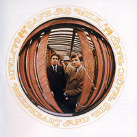 LP Captain Beefheart And His Magic Band. Safe as Milk (LP)