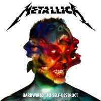 LP Metallica. Hardwired...To Self-Destruct (LP)