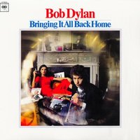 LP Bob Dylan. Bringing It All Back Home (LP)