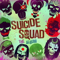 Audio CD OST. Suicide Squad