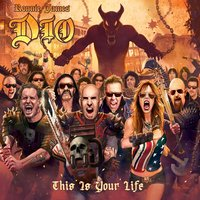Dio/ Tribute. Ronnie James Dio - This Is Your Life (2 LP)