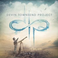 Devin Project Townsend. Sky Blue (Stand-Alone Version 2015) (LP + CD)