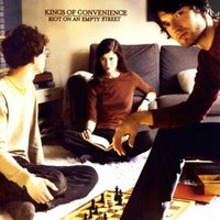 LP Kings Of Convenience. Riot On An Empty Street (LP)