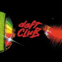 LP Daft Punk. Daft Club (LP)