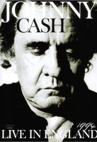 Johnny Cash. Live in England 1994 (DVD)