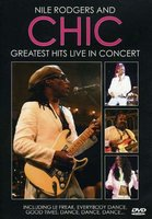 DVD Nile Rodgers and Chic. Greatest Hits Live in Concert