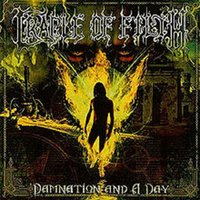 LP Cradle Of Filth. Damnation And A Day (LP)