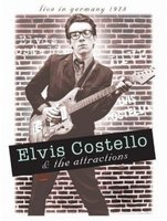 DVD Elvis Costello & The Attractions. Live In Germany 1978