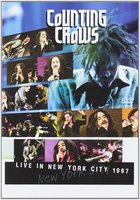 DVD Counting Crows. Live In New York City - 1997