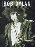 DVD Bob Dylan. Live In Colorado 1976