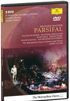 DVD James Levine. Wagner: Parsifal